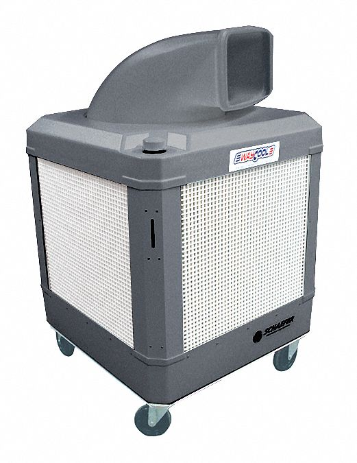 Small Portable Swamp Coolers : Waycool portable evaporative cooler cfm dpw