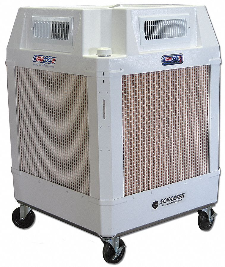 Small Portable Swamp Coolers : Waycool portable evaporative cooler cfm dpx