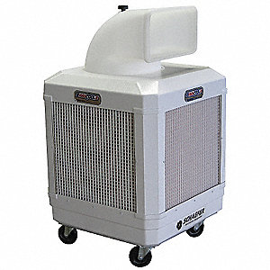 Portable Evaporative Cooler,1560/1320cfm