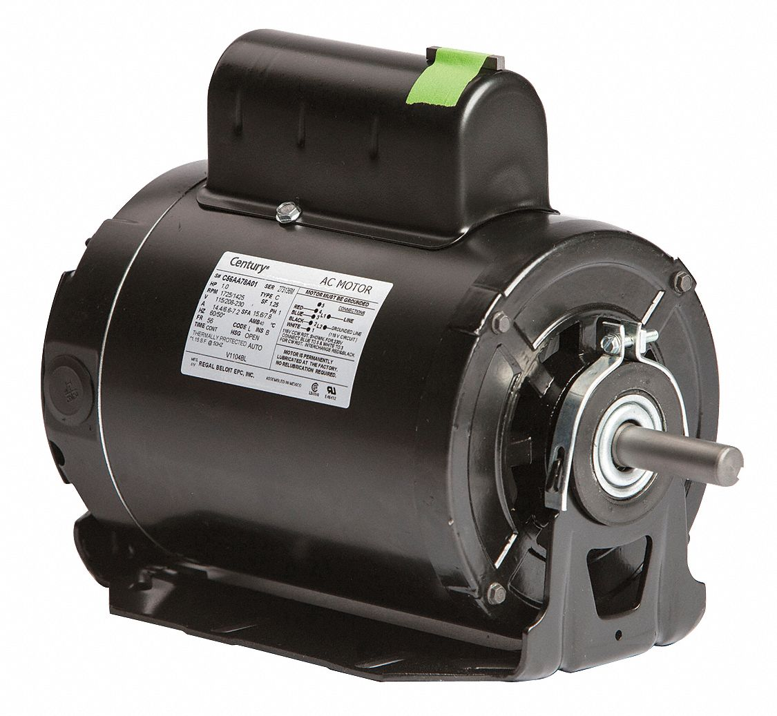 Century Evaporative Cooler Motor 1 7 8 In L 5dvx1