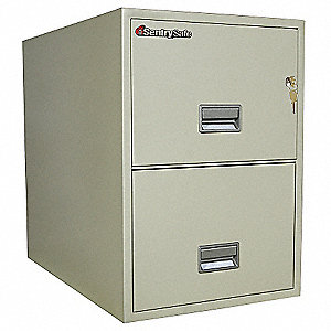 Vert Fire File,Legal,27Hx19W,Putty