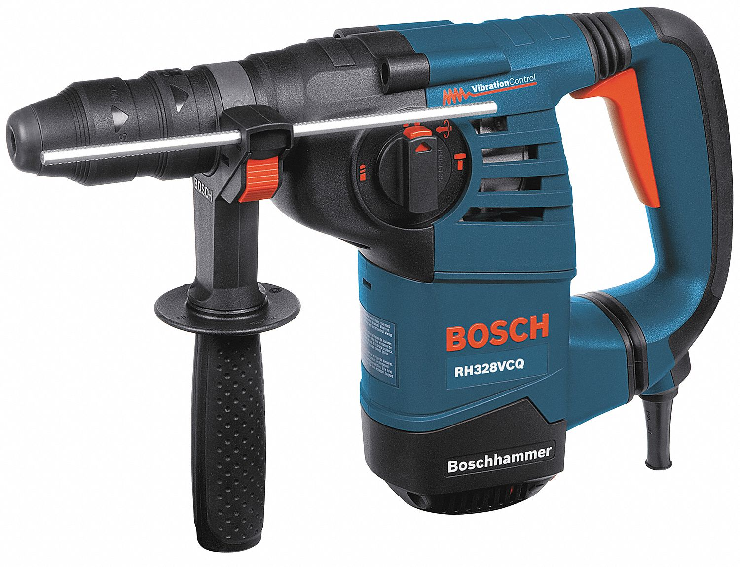 bosch sds plus quick change rotary hammer kit 8 0 amps 0 to 4000 blows per minute 120 voltage. Black Bedroom Furniture Sets. Home Design Ideas