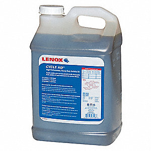 Cutting/Grinding Lube,Amber,2.5 Gal