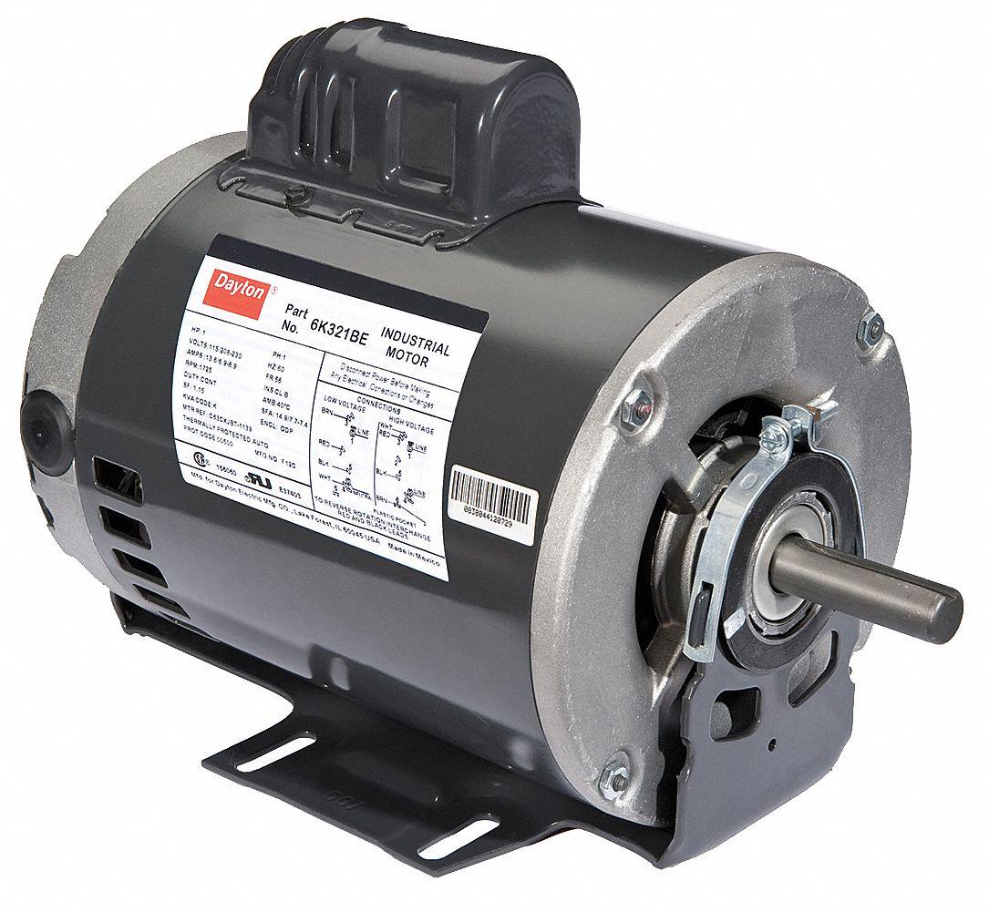 Dayton 1  1  3 Hp General Purpose Motor Capacitor