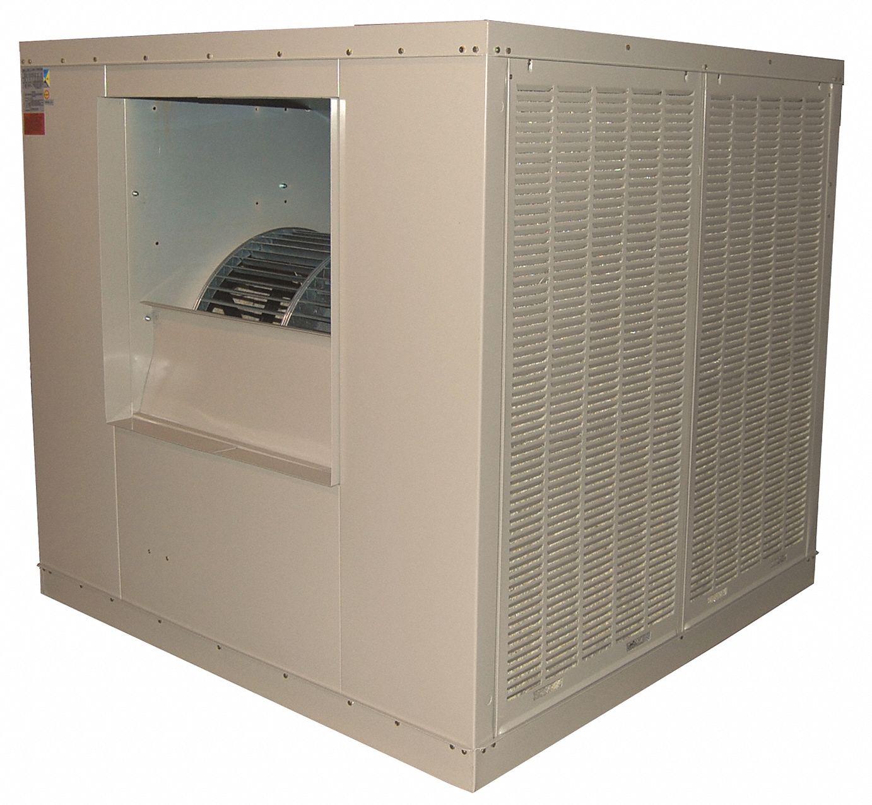 Champion 16 000 Cfm Belt Drive Ducted Evaporative Cooler