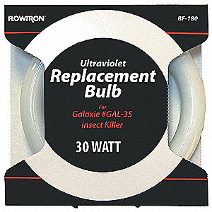 30W Replacement Bulb,30W,5FZT4