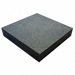 Foam Sheet,Urethane,0.125x12x12 In