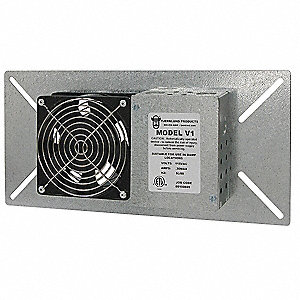 Crawl Space Fan, 110 cfm