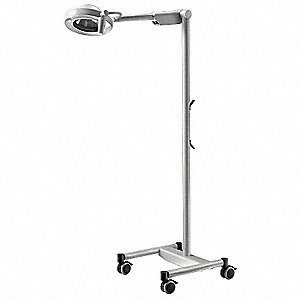Procedure Light,Floor Stand,Halogen,50W