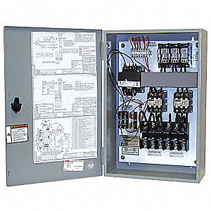 Infrared Contactor Enclosure,Steel,480V