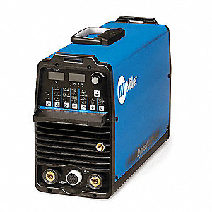 TIG Welder, Dynasty 200 DX Series, Input Voltage: 120 to 480VAC, TIG, Pulsed TIG, Stick