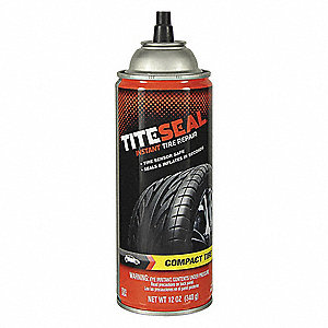 12 oz. Puncture Seal, Aerosol Can Container Type