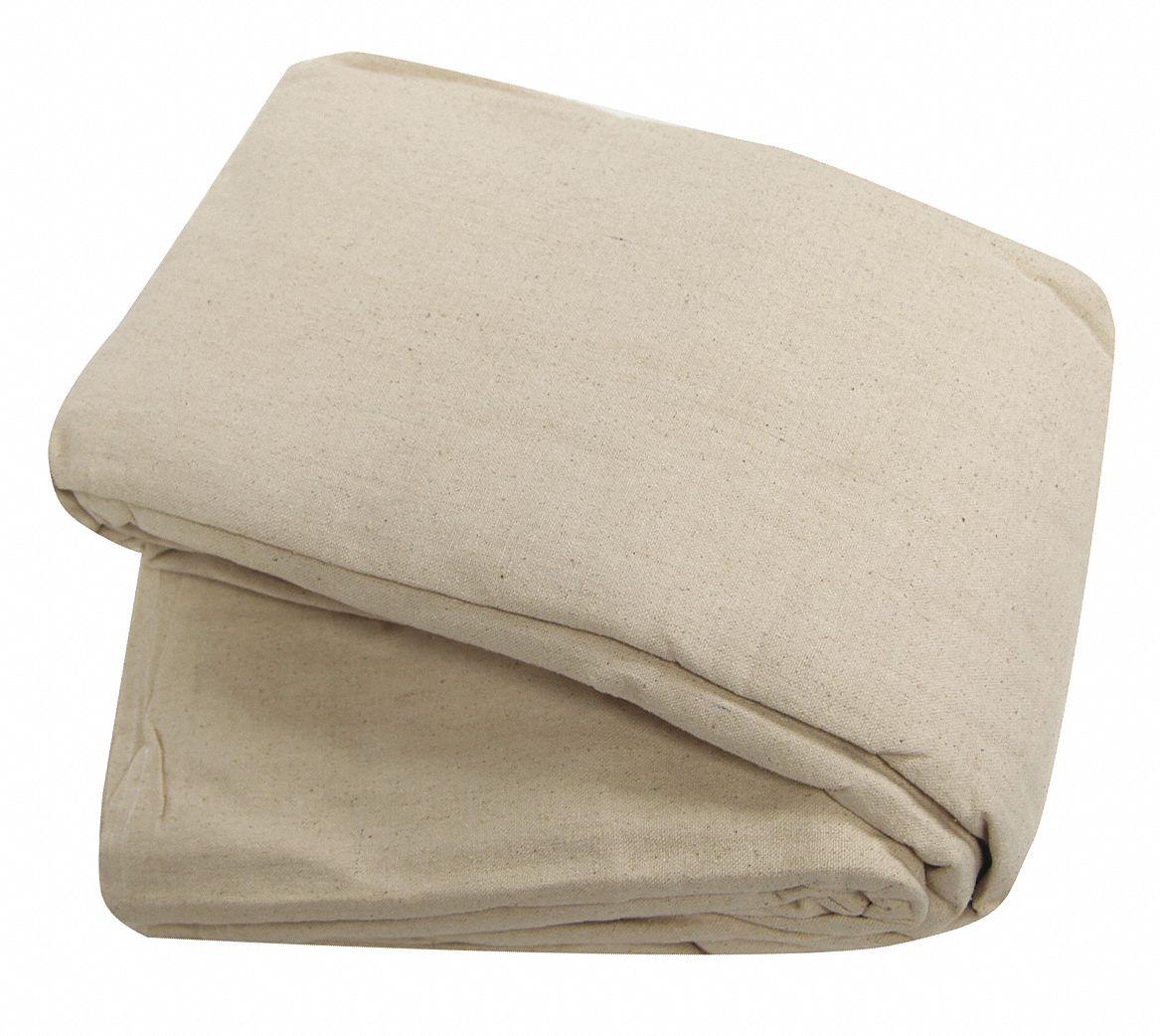 Grainger Approved Canvas Drop Cloth 5h909 58903gr Grainger