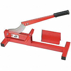 Laminate Cutter,8 In x 12mm Capacity