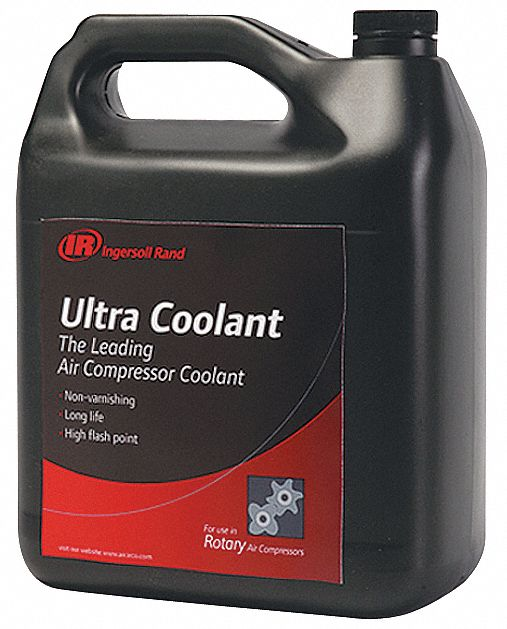 Ingersoll Rand 5l Can Of Compressor Oil 5hyk0 92692284