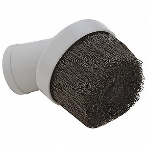 "Round Brush Tool,3"",1-1/4"" Hose"