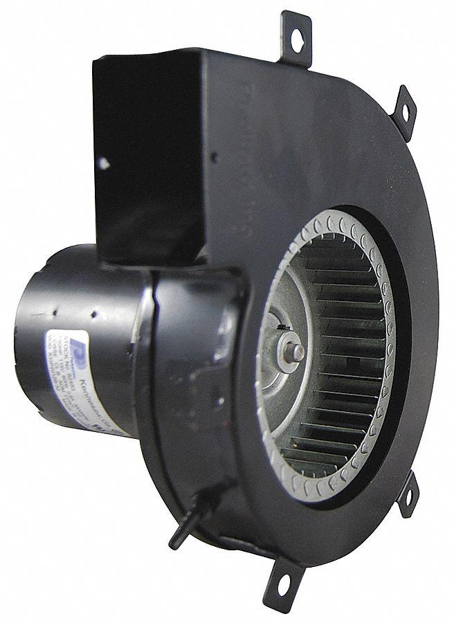 Packard induced draft furnace blower 115 volt 5jlr3 for Furnace brook motors inventory