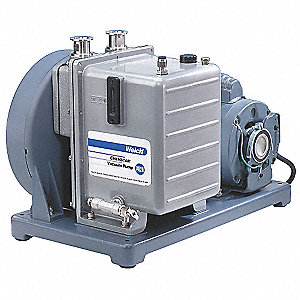 Vacuum Pump,1 HP,29.90 In. Hg,10.6 cfm