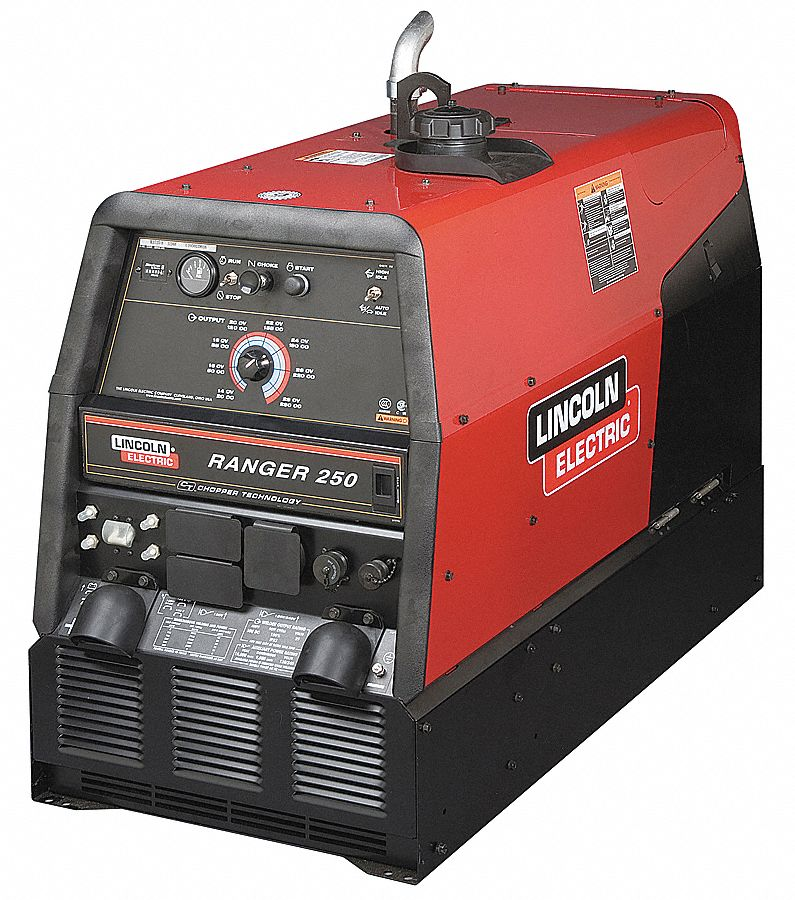 Lincoln electric engine driven welder ranger 305g series for Lincoln electric motors catalog