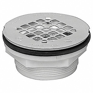 Oatey 2insolvent weld shower drain