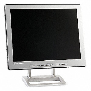 Color Monitor,LCD,17 In.