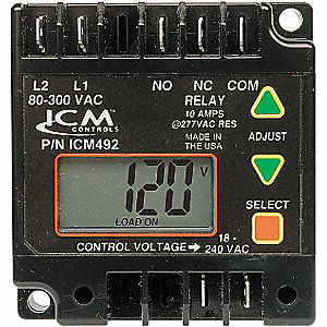 Line Voltage Monitor,24-240 Volts