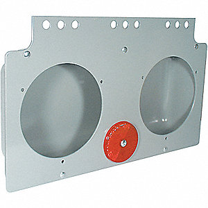Module Bracket,Metal,Gray
