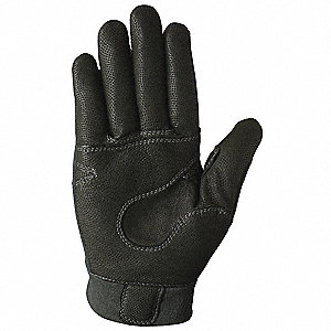 Tactical/Military Glove,L,Green,PR