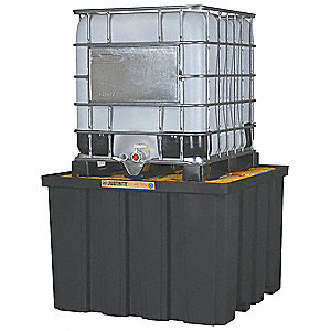 IBC Containment Unit,55 In. W