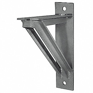Welded Bracket,Medium,Length 12 In