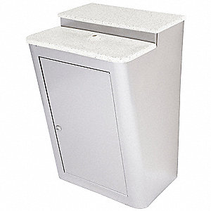 Towel Dispenser,10x17x27,Oat