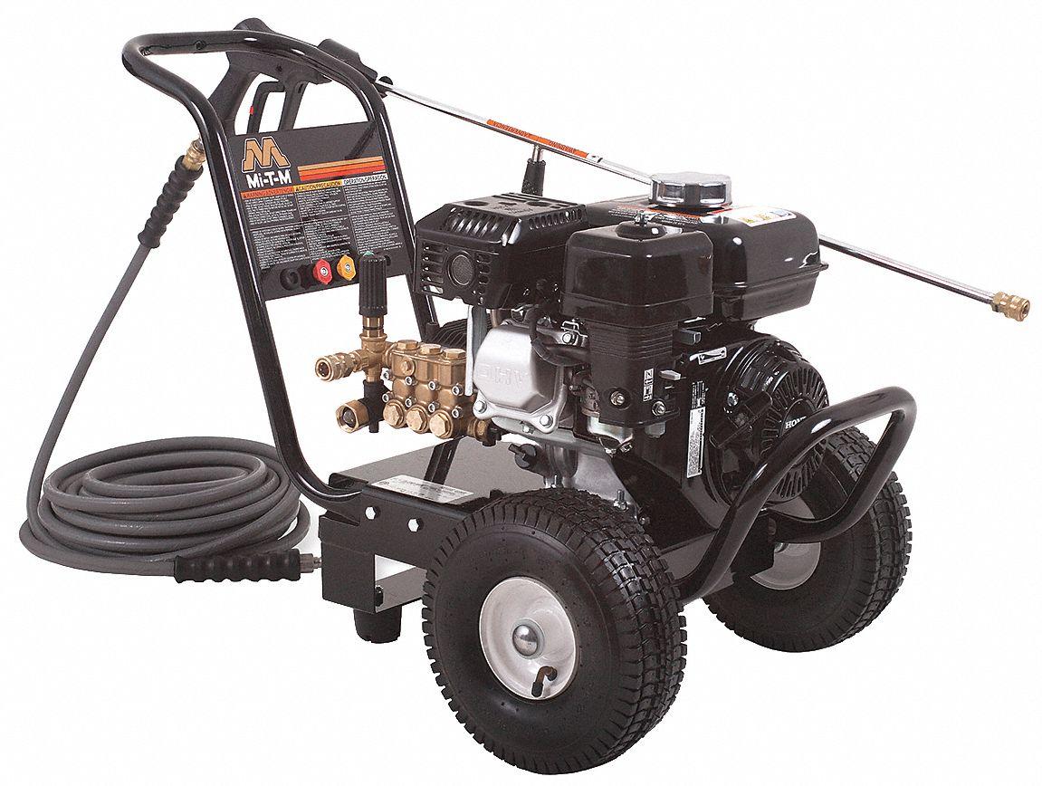 Mi T M Heavy Duty 2800 To 3299 Psi Gas Cart Pressure