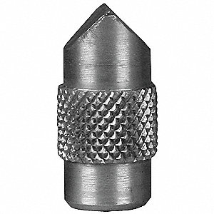 Aluminum Chisel Head,M6 Thread
