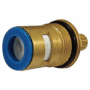 Brass Cold Ceramic Disk Cartridge, For Use With Faucet