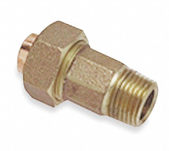 Nibco union cast copper quot tube cxmnpt p u