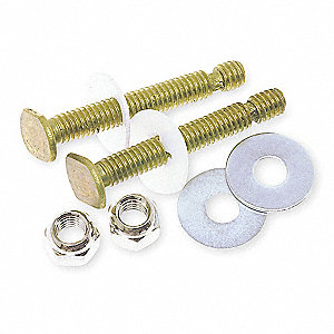Bolt Set,Toilet,5/16in