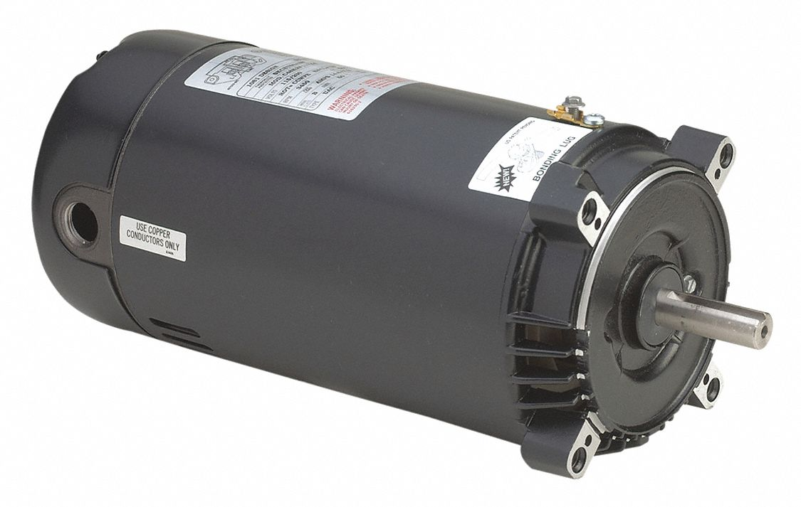 Century 1 2 hp pool and spa pump motor capacitor start for 1 2 hp pool motor