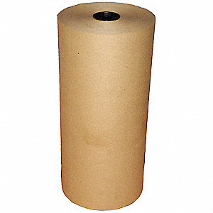 "Bogus Paper, 70 lb. Basis Weight, 1175 ft. Length, 24"" Width, Natural Color"
