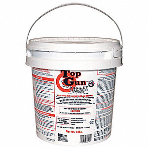 Rodenticide,Green Pellets,4 lb. Pail