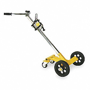 Chime Jaw Drum Truck, Dual, Load Capacity 1000 lb.Overall Height 60""