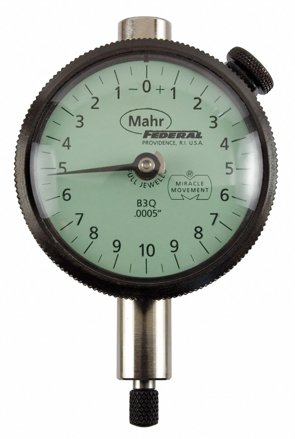 Federal Indicator Travel Products : Mahr federal inc balanced reading dial indicator agd