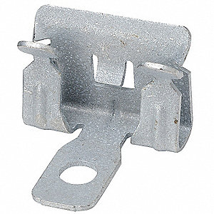 Fastener,Beam Flange,1/8 to 1/4 In,PK25