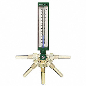 Industrial Glass Thermometer,Acrylic