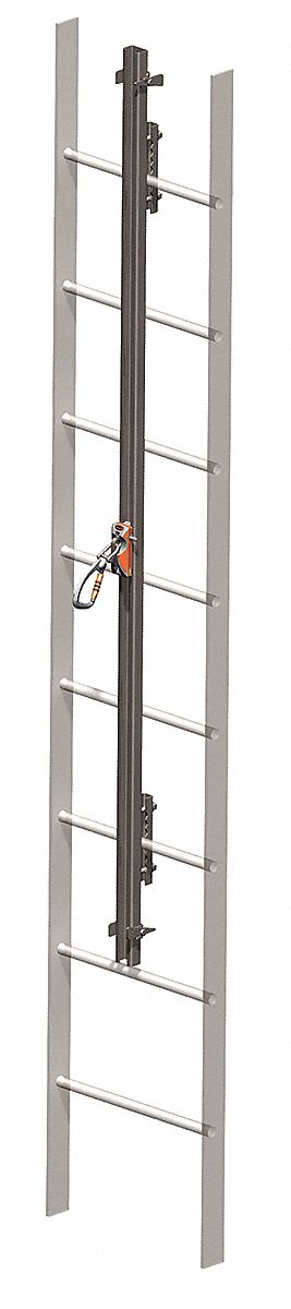 Honeywell Miller Vertical Access Ladder System Kit 30 Ft
