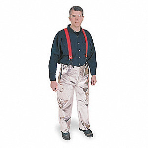Overpants,Aluminized Thermonol,XL