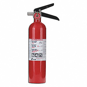 Fire Extinguisher,Dry Chemical,1A:10B:C