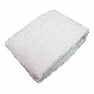 Mattress Cover, Quilt, 39x75 In.