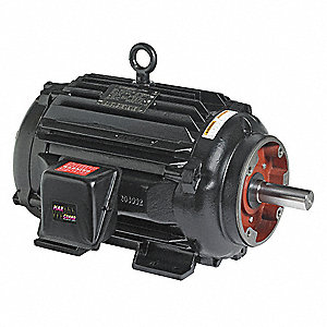 30 HP Vector Motor,3-Phase,1772 Nameplate RPM,230/460 Voltage,Frame 286TC