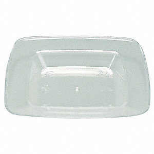 Disposable Serving Tray,3 In,PK 600