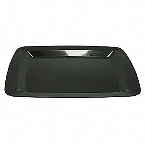 Disposable Serving Tray,12 In,PK24